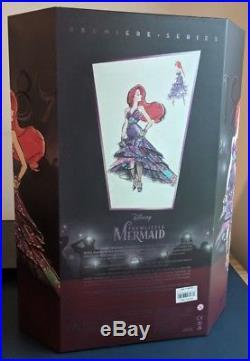 Disney Designer Premiere Series 1989 Princess Ariel Doll Limited Edition