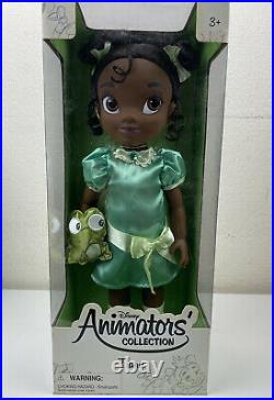 Disney Designer Princess And The Frog Tiana Animator's Doll First Edition in Box