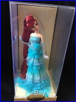 Disney Designer Princess Ariel Doll LIMITED EDITION RARE Store Exclusive NEW NIB