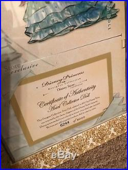 Disney Designer Princess Ariel Limited Edition Doll