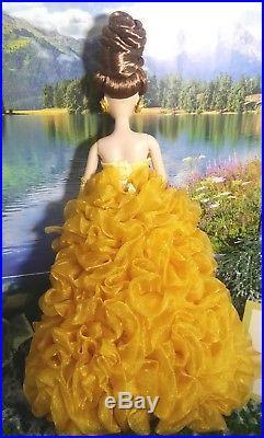 Disney Designer Princess Belle Doll loose