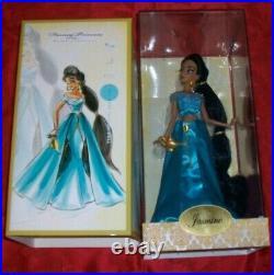 Disney Designer Princess Jasmine Doll LIMITED EDITION