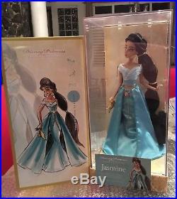 Disney Designer Princess Jasmine Doll LImited Edition #441