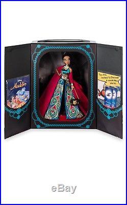 Disney Designer Princess PREMIERE JASMINE doll 1992 LE4000 IN HAND