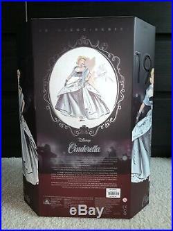 Disney Designer Princess Premiere Series CINDERELLA doll 1950 LE4400