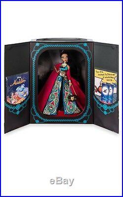 Disney Designer Princess Premiere Series JASMINE doll 1992 LE4000 IN HAND