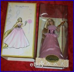 Disney Designer Princess Rapunzel Doll LIMITED EDITION