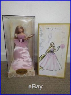 Disney Designer Princess Rapunzel Tangled Limited Edition Doll