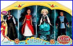 Disney Elena of Avalor Elena of Avalor Exclusive 5 Mini Doll 4-Pack Set