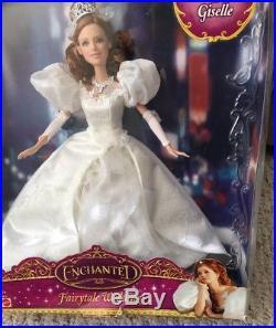 Disney Enchanted Fairytale Wedding Giselle Doll Amy Adams Princess