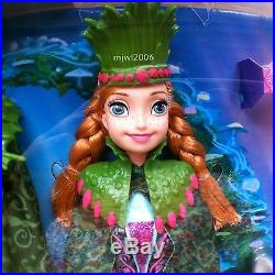 Disney FROZEN Deluxe TROLL WEDDING Set OLAF & 2 Trolls ANNA KRISTOFF 12 Mattel