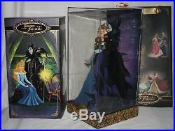 Disney Fairytale Designer Collection Aurora and Maleficent