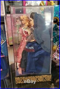 Disney Fairytale Designer Doll Set Cinderella and Lady Tremaine Limited Edition