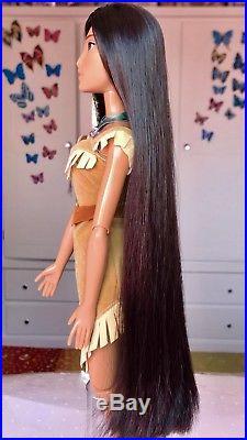 Disney Fairytale Princess 17 Singing Pocahontas Doll Rare