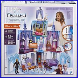 Disney Frozen 2 Ultimate Arendelle Castle Doll House Playset E5495