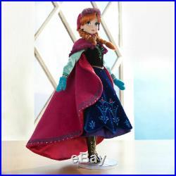 Disney Frozen Coronation Snow Gear Set Limited Edition Dolls 17 Anna & Elsa New