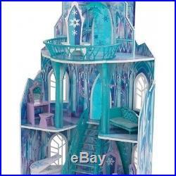 Disney Frozen Dollhouse Girls Dream Barbie Size Doll House Castle Princess Toy