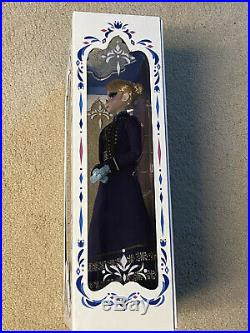Disney Frozen Elsa Doll Limited Edition 17 Hand Signed Idina Menzel Gai Jsa Psa