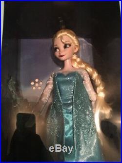 Disney Frozen Elsa Singing Doll (Disney Store Exclusive) No Longer In Production