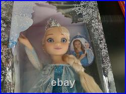 Disney Frozen Princess and Me Anna & Elsa 18 Dolls NEW IN BOX! Lot of 2