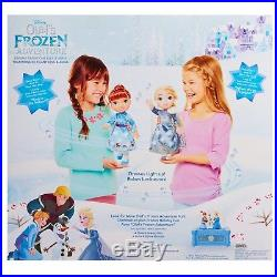 Disney Frozen Singing Sisters Traditions Anna and Elsa Talking Dolls