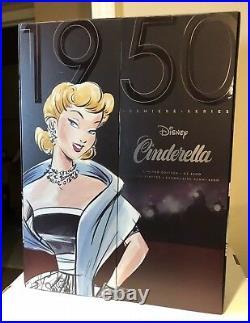 Disney LE Premiere Series Designer Princess Doll Collection Complete Set of Six