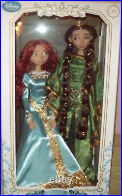 Disney Limited Edition 17 Deluxe 10 DOLLS IN THE SERIES NIB