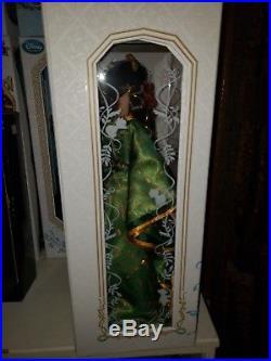 Disney Limited Edition 2 Doll Set MERIDA And ELINOR 17 PRINCESS Brave- ooak