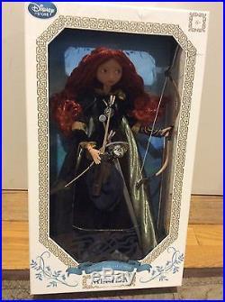Disney Limited Edition BRAVE Princess Merida Doll 18'' LE 7000