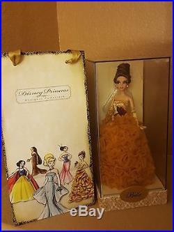 Disney Limited Edition Designer Collection Princess (Belle) Doll