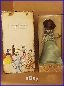 Disney Limited Edition Designer Collection Princess (Tiana) Doll