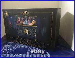 Disney Limited Edition Dolls Princess Masquerade Series Jewellery Box New