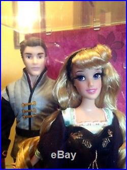 Disney Limited Edition LE Designer Princess Phillip Aurora Sleeping Beauty Doll