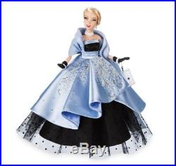 Disney Limited Edition PREMIERE SERIES CINDERELLA Princess Designer Doll 2018