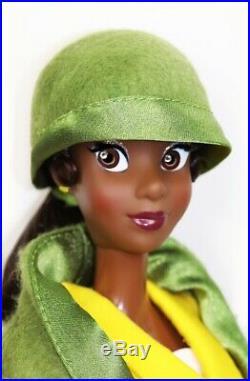 Disney Limited Edition Princess Tiana OOAK Doll Singing Doll Disney Store