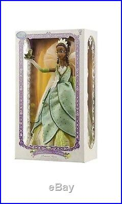 Disney Limited Edition Tiana Princess and the Frog Doll LE
