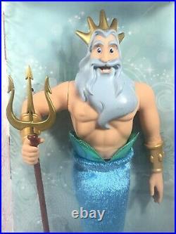 Disney Little Mermaid King Triton 12 Disney Princess Classic Doll Collection