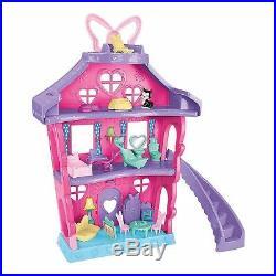 Disney Minnie Mouse Magical Bow Doll House Playset 2+ Toy Dollhouse Pretend Play