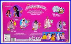 Disney Perfume Princess Collection Giftset 1995 Mattel No. 14134 NRFB