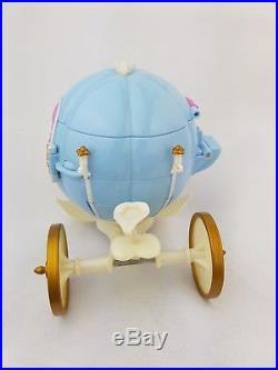 Disney Polly Pocket Cinderella Carriage 100% Complete Princess Excellent 1998