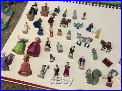 Disney Polly Pocket Princess Castle Bundle 1995 1998 / Cinderella vintage