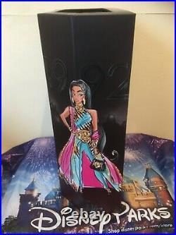 Disney Premier Designer Princess Jasmine Limited Edition Doll Aladdin Brand New