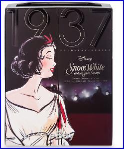 Disney Premiere Designer Doll Princess Snow White IN HAND LE 4100