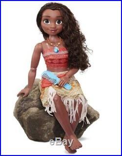 Disney Princess 32 My Size Moana Doll Factory Sealed Box