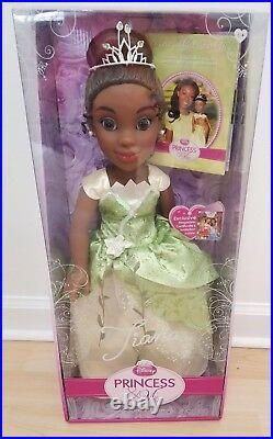 Disney Princess And Me Tiana Doll 18 New