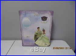 Disney Princess And The Frog Tiana/Naveen Wedding Doll Set Store Exclusive
