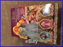 Disney Princess And The Swan Odette And Friends Doll RARE