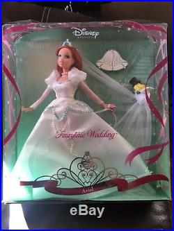 Disney Princess Ariel Fairytale Wedding Once Upon A Wedding 2008
