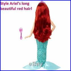 Disney Princess Ariel Playdate Doll 32 The Little Mermaid NEW