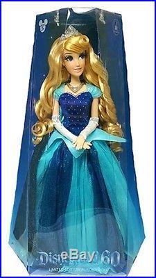 Disney Princess Aurora Doll-Disneyland 60th Anniversary Limited Edition Of 3000